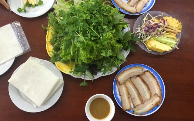 Habibi Hoàng Bèo - Bánh Tráng Cuốn Thịt Heo - Láng Hạ