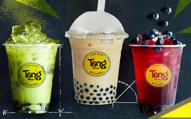 Teng Milktea - Nguyễn Duy Trinh
