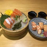 sashimi & nigiri