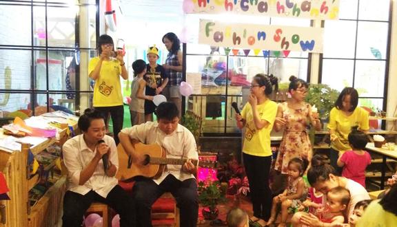 Chi Chi Chành Chành - Quán Cafe Vui Chơi Cho Trẻ Em