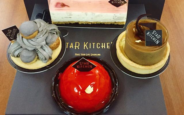 Cake Boutique Star Kitchen