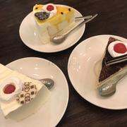 Tiramisu + cheese cake