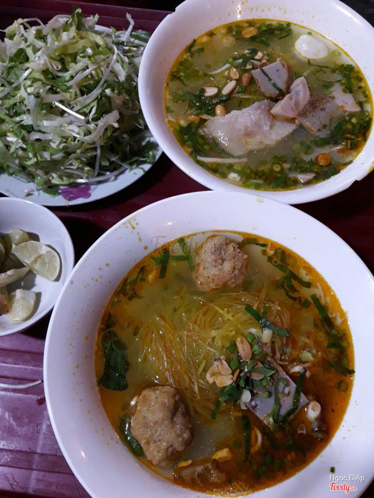 Quán Cô Đào - Bánh Canh & Mì Quảng ở Khánh Hoà