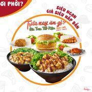Trưa nay ăn gì Đồng Giá 25K
