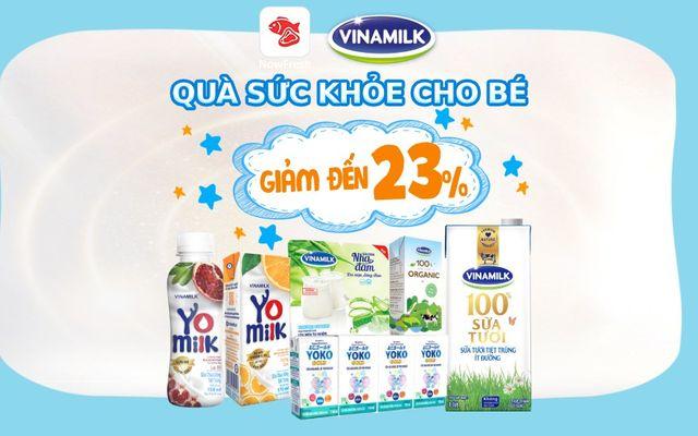 Vinamilk - Giấc Mơ Sữa Việt - Quán Thánh - MA10061