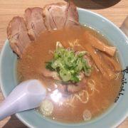 mì thịt xá xíu soup đậu nành