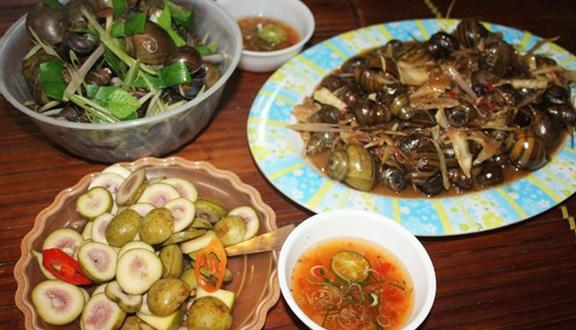 Hương Giang Quán - Ốc Nóng & Món Nướng