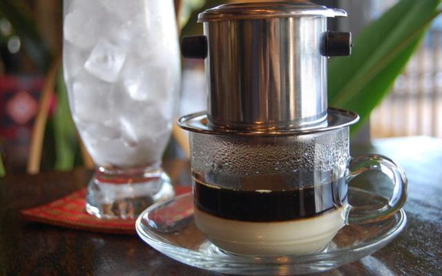 Lá Xanh - Cafe Sân Vườn
