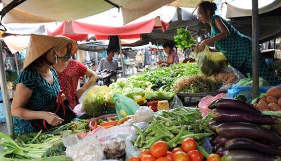 Chợ Hoàng Văn Thái
