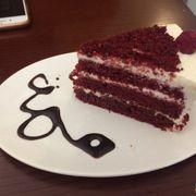 Red velvet cake - must try