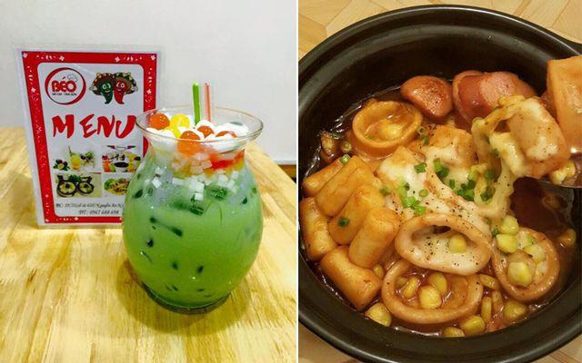 Béo Food & Drink