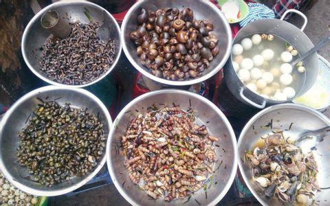 Chợ ở Quy Nhơn