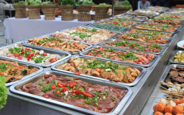 Hun Khói - Buffet Nướng Tự Chọn
