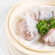 Bánh xếp rau dền hải sản