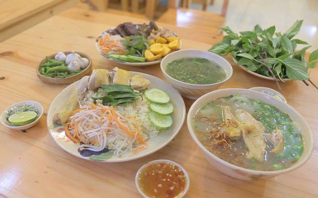 Cơm Gà Phú Yên Rơm