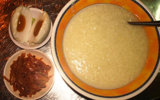 Hồng Nhung - Cháo Trắng Hột Vịt Muối