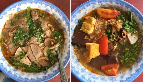 Bún Riêu & Bún Bò - Quán Ăn Bình Dân