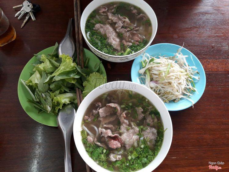 Phở 21 ở Khánh Hoà