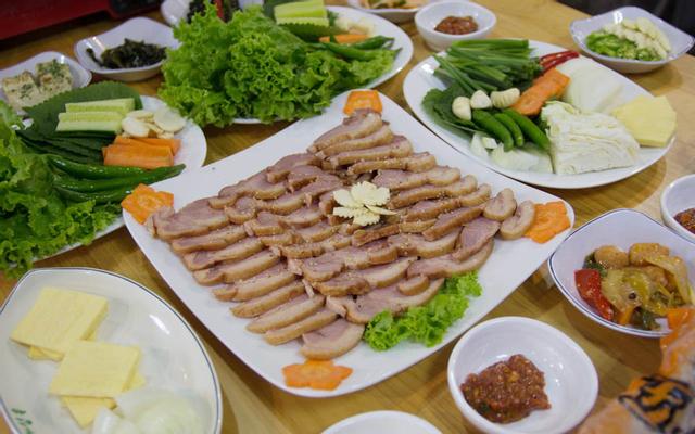 Vịt Ngon - Nhà Hàng Hàn Quốc