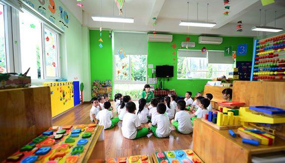 Trường Mầm Non Ngôi Sao Việt