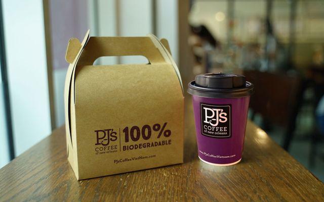PJ's Coffee - Vincom Center