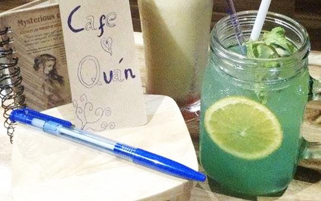 Cafe Quán - Thành Công
