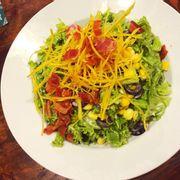 Salat thịt xông khói