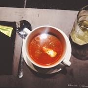 Súp cà chua thịt viên