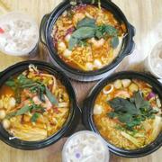 Vị Kim chi hải sản