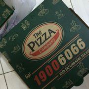 Pizza ở đây ăn cũng ổn. Vỏ bánh giòn giòn như bánh rán k hiểu sao 🤣 nói chung là ngonnn 🍕👍🏻