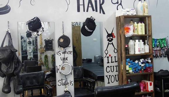 Pinky Hair Shop