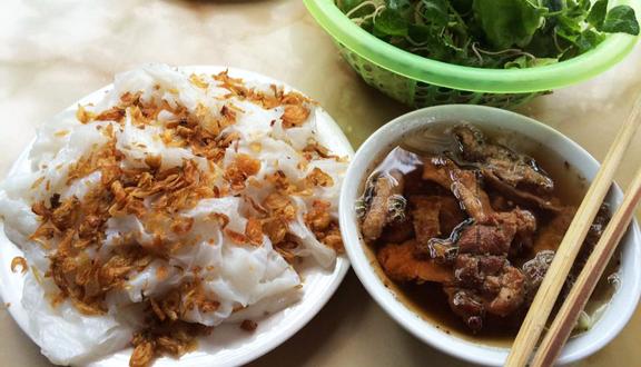 Cô Hoài - Bánh Cuốn Nóng & Bún Chả Nướng
