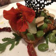 Salmon tarta