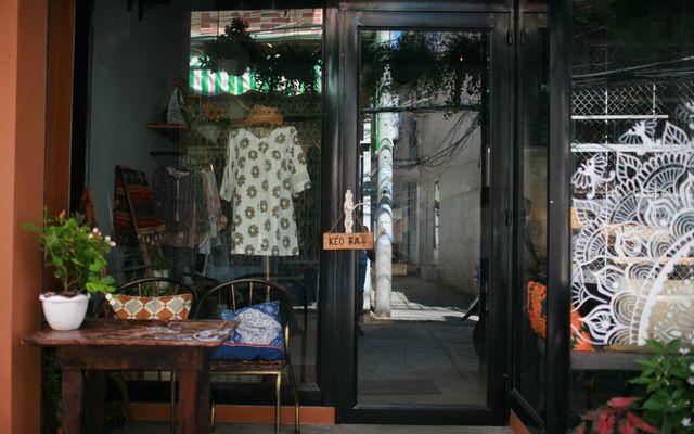 Hướng Dương - Boho Style - Coffee Shop