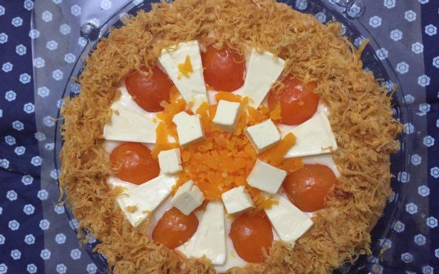 Bánh Bông Lan Trứng Muối - Shop Online