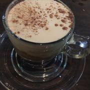 Cà phê trứng nóng