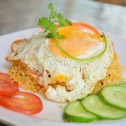 Cơm trứng chiên