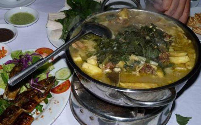 Huy Trang - Lẩu Ba Ba