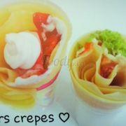 """CREPES của DaLatCrepes :""""D Yummy !!!!!!!"""