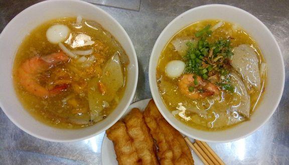 Muối Tiêu Chanh 2 - Bánh Canh Ghẹ