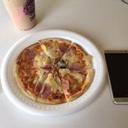 Pizza giá 85k ko thoả đáng
