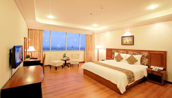 Phòng ngủ sang trọng và hiện đại