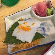 sashimi Mực