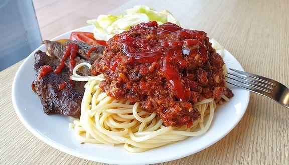 Mì Ý A Hoài - Spaghetti To Go - Trần Hưng Đạo