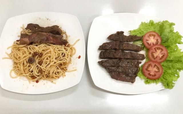 A Hoài - Mỳ Ý Sốt Bò Mỹ - Trần Hưng Đạo