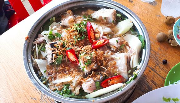 Lẩu Cá Đuối Út Mười - 16A Trương Công Định
