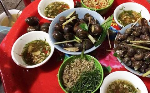 List quán ốc ngon Thanh Hóa