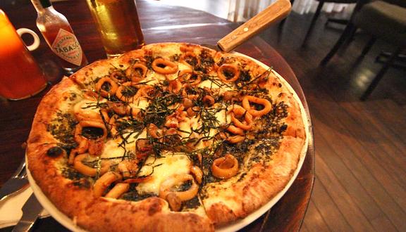 Pizza 4P's - Pizza Kiểu Nhật - Thủ Khoa Huân