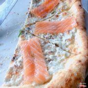 Pizza sashimi