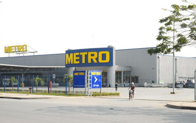 Siêu Thị Metro
